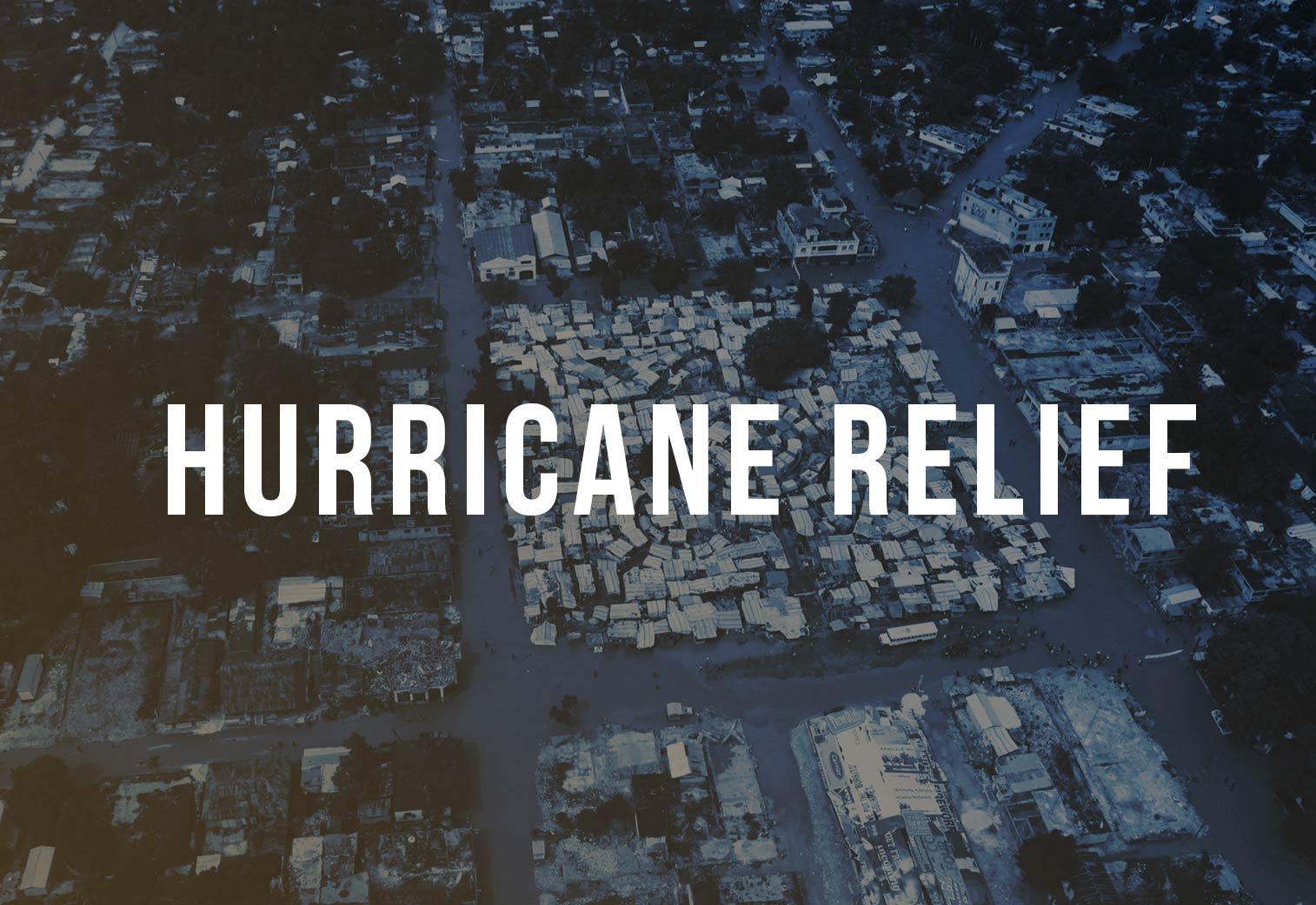 HURRICANE-Charity